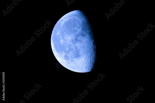 Obraz na plátně blue moon 4