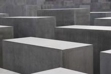 Jewish Holocast Memorial In Be...