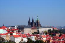 Prague Castle And Hradcany District