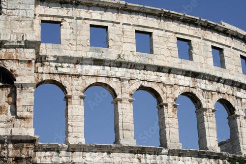 Valokuva  the famous roman landmark