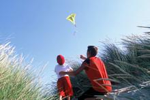 Enfants Cerf-volant