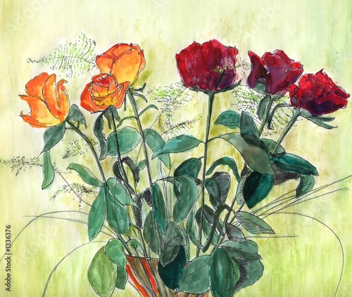 malowanie-roz