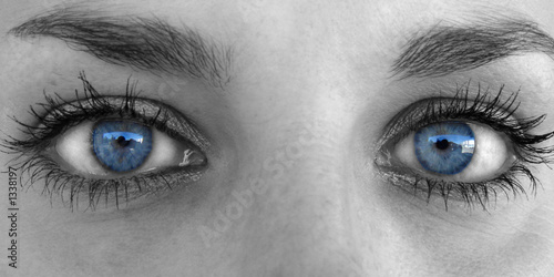 Photo  visage de femme