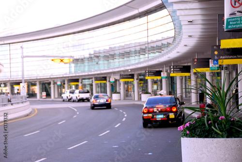Poster Aeroport terminal