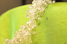 Wedding Crystal And Pearl Tiara