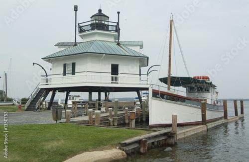 Fotografie, Obraz  hooper strait lighthouse