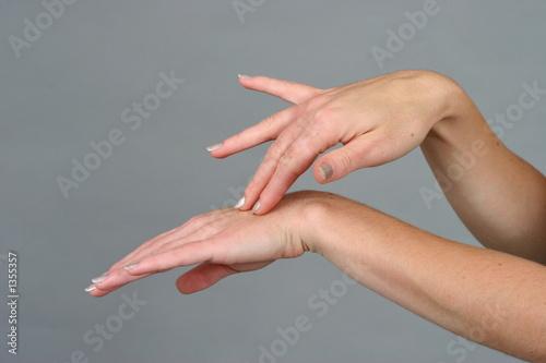 mains 3 Tapéta, Fotótapéta