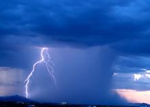 Arizona Monsoon 2006: Approach...