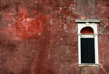 A Red Wall