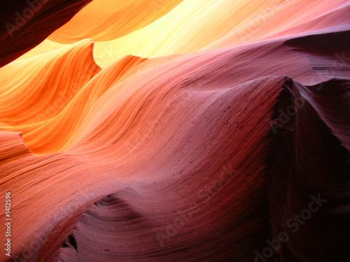 Foto op Aluminium Antilope rock formation