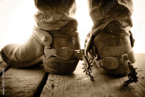 Fotografia, Obraz  cowboy