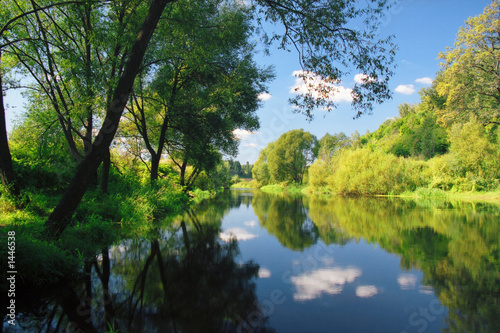 Foto auf Gartenposter Fluss fishing trip 2