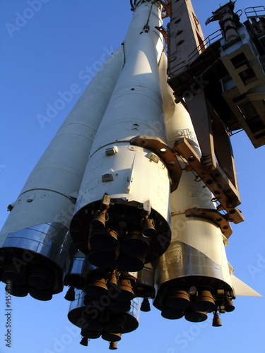 Fotografie, Obraz  rocket2