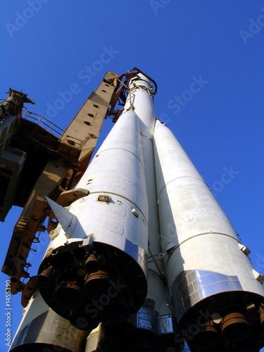 Fotografie, Obraz  rocket3