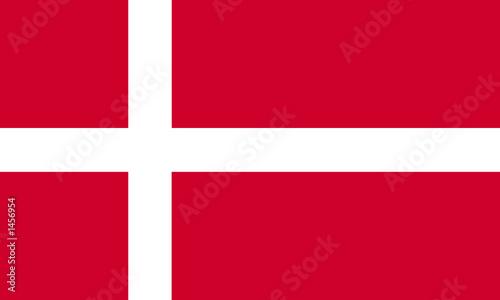 dänemark denmark fahne flag Wallpaper Mural