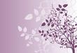 canvas print picture purple background illustration