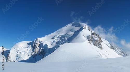 Fényképezés  mont blanc