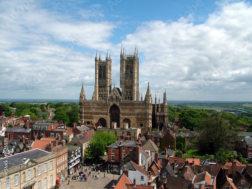 Photographie  lincoln cathedral