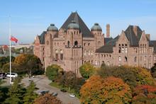 Ontario Parliament Building Wi...