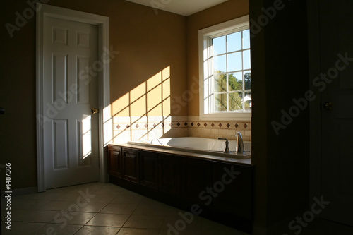 Fototapeta elegant bath obraz na płótnie