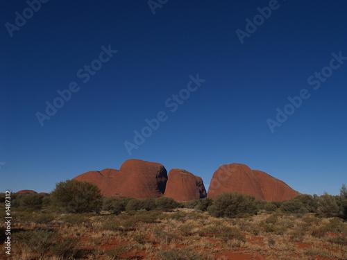 Photo Stands Australia kata tjuta