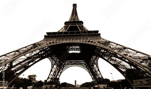 france, paris: tour eiffel