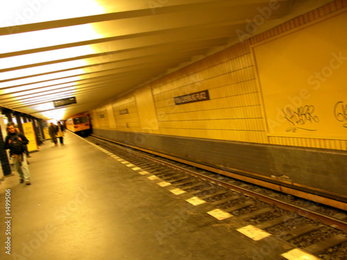 Fotomural metropolitana