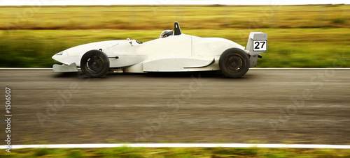 Spoed Foto op Canvas Snelle auto s f1600 grand prix motorsport racing