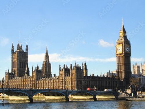 Foto-Kassettenrollo premium - parliament house london