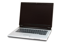 Lap Top Isolated