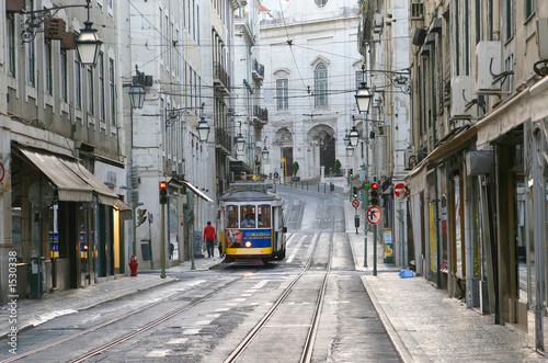 morning in lisbon