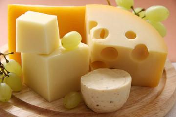 Fototapeta cheese.
