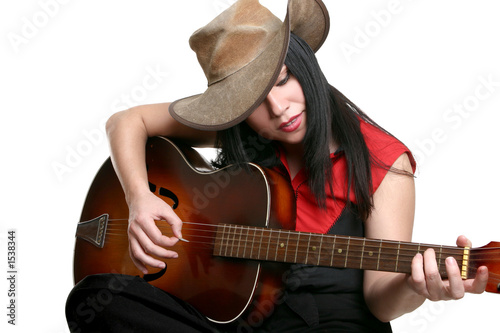 Photo country musician