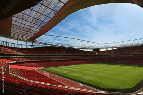 Canvas Prints Stadion football stadium © karl o'sullivan