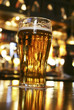 canvas print picture - cold beer