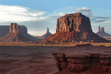 John Ford's Point In The Monument Valley, Arizona