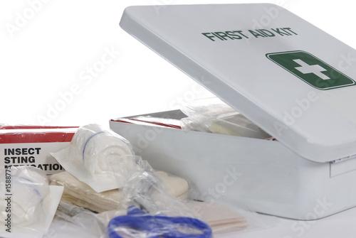Fotografie, Obraz  first aid kit 3