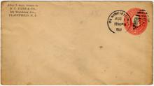 2 Cent Us Envelope