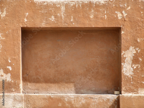 wall alcove - architecture detail Wallpaper Mural