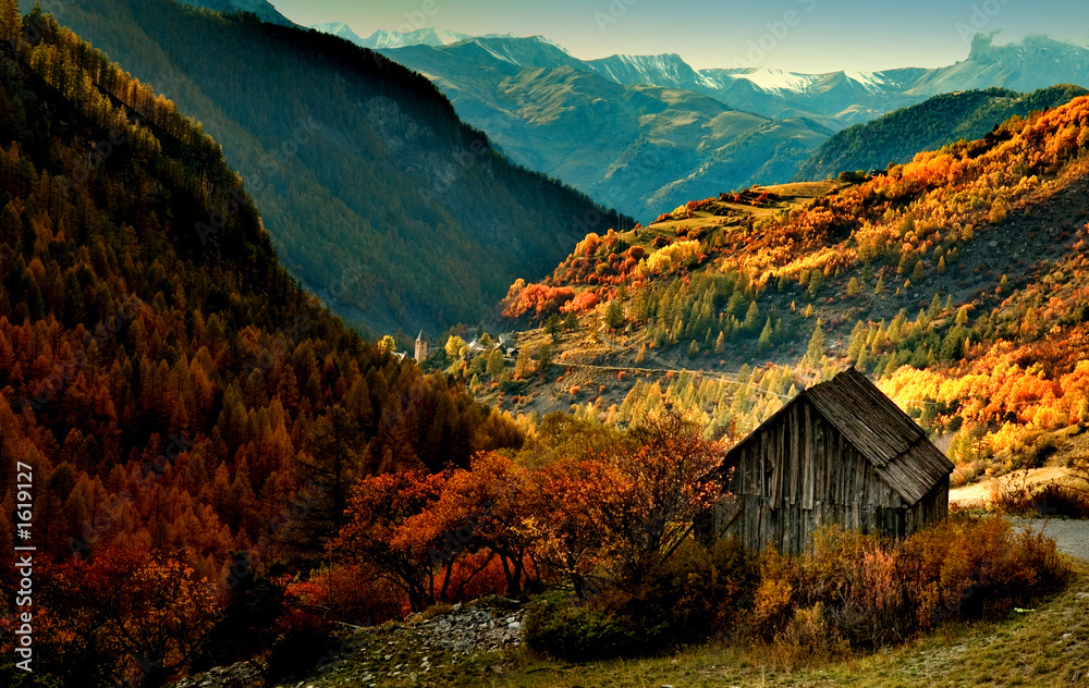 Fototapety, obrazy: paysage