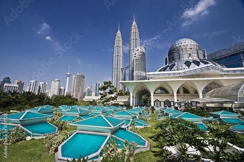 Photo Stands Kuala Lumpur klcc