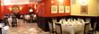 canvas print picture - restaurant