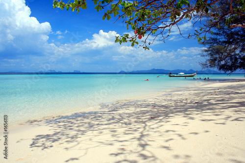 Fotografie, Obraz  andaman beach