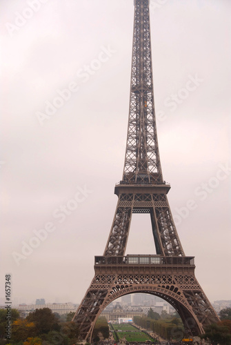 Papiers peints Paris eiffel tower