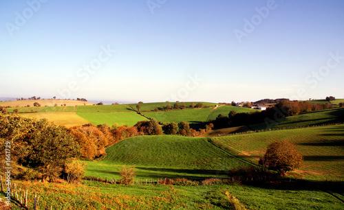 Photo paysage d'aveyron