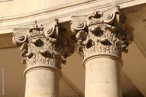 Fotografering colonnes