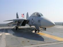 F-14 Tomcat - Uss Yorktown
