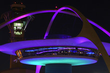 Space Arch At Los Angeles Airp...