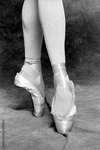 puntas de ballet #1709312