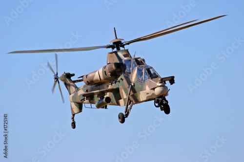 Türaufkleber Hubschrauber rooivalk helicopter